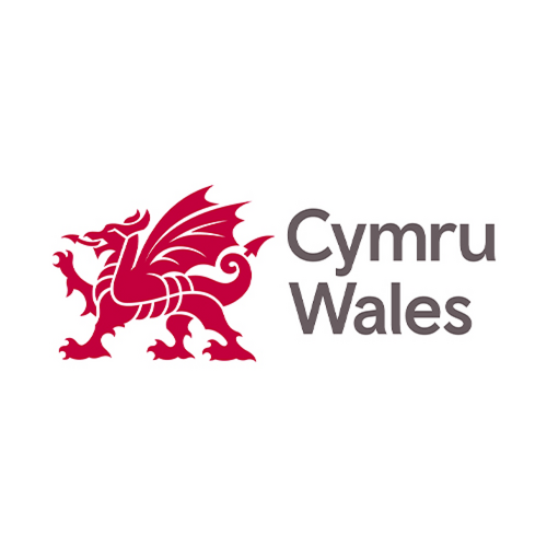 Wales colour Logo